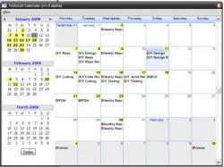 Calendar Plugin in Action