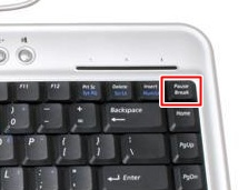Keyboard remap – Pause Break key as DEL key | Hana & Sarah's